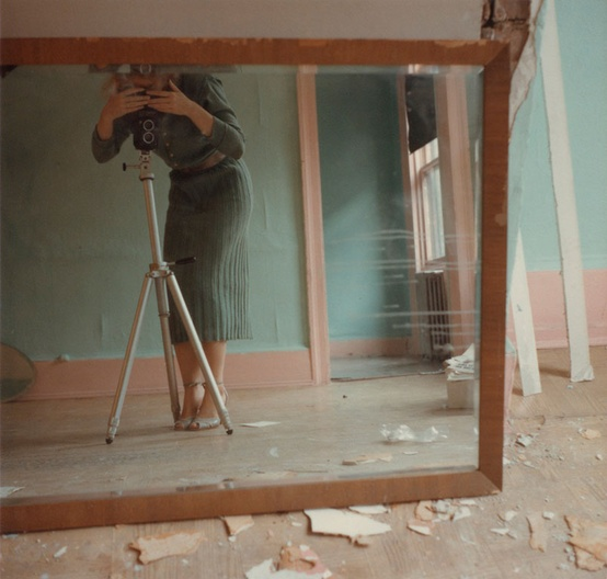 Untitled by Francesca Woodman, New York, 1979-80