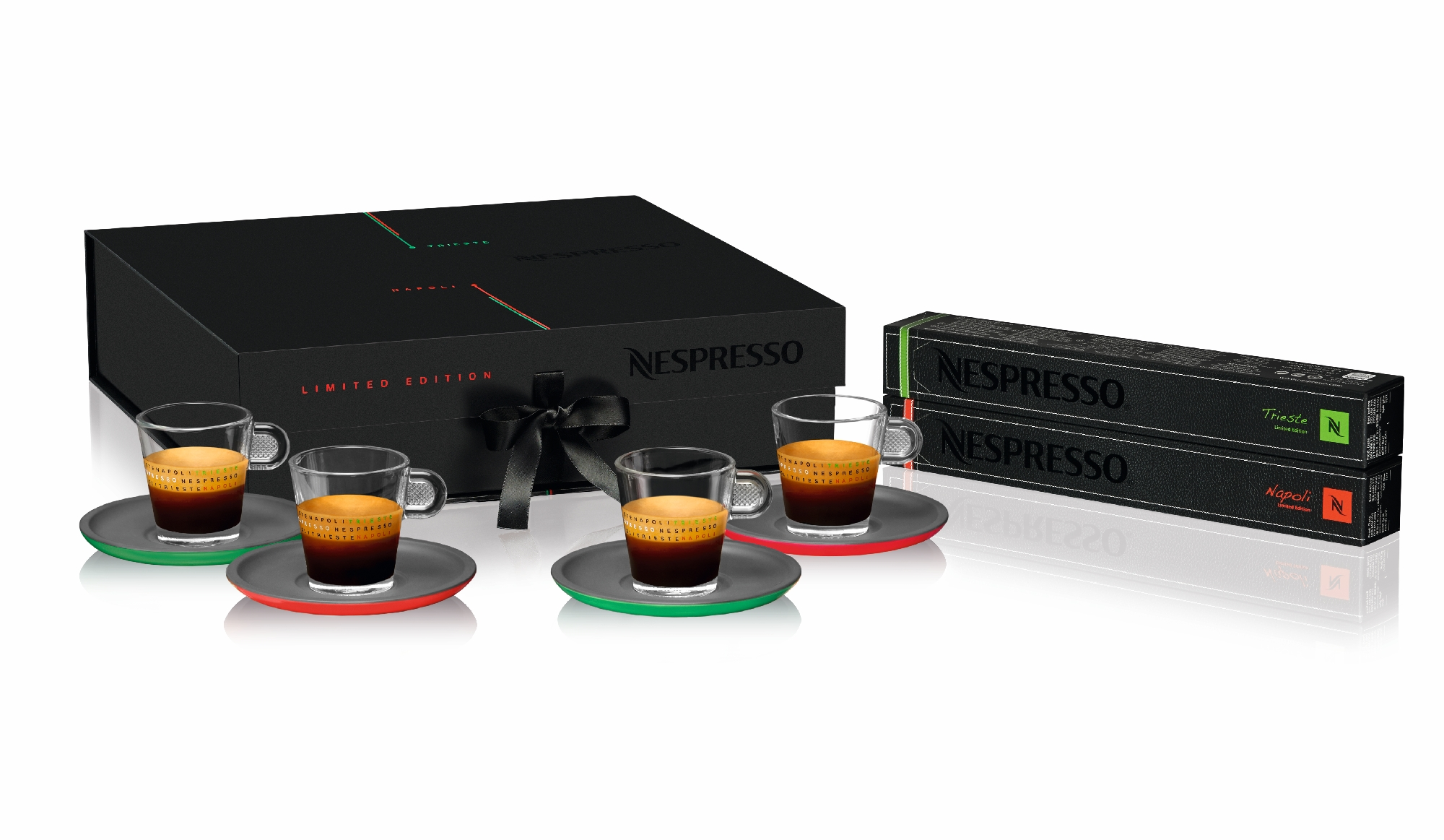 nespresso limited edition