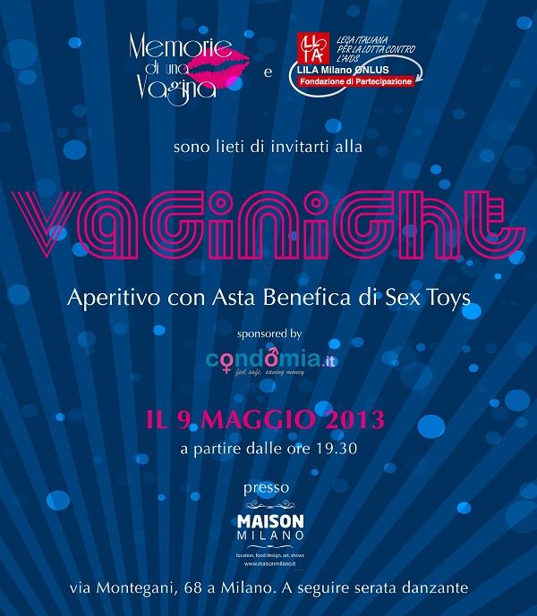Invito 9 Maggio VagiNight