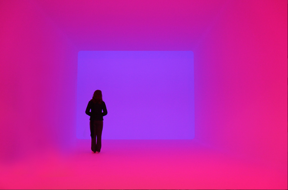 James Turrell - Sight Unseen