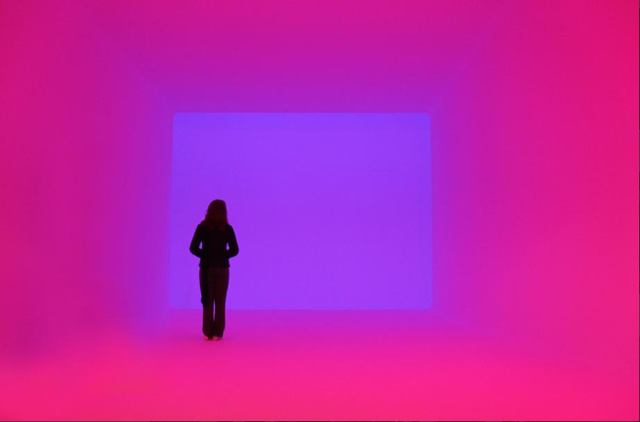 James Turrell - Sight Unseen
