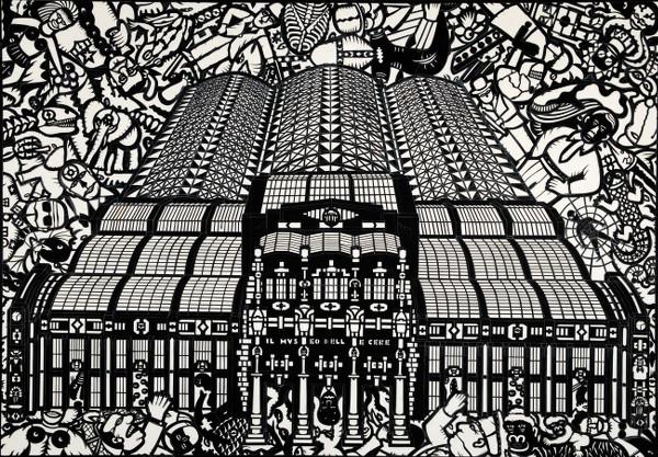 Claudio Onorato - Il museo delle cere, 2008