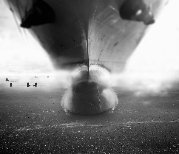 Marco Rizzo - Naufraghi nella nebbia