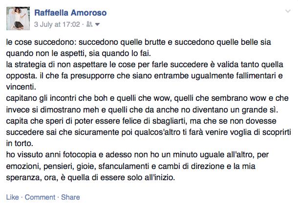raffaella_facebook_lecosesuccedono