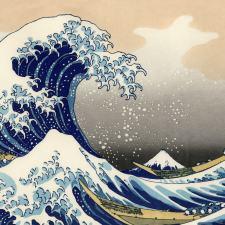 La grande onda impressionista