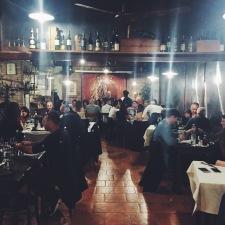 Una vita passata a prenotare ristoranti
