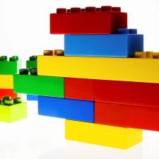 Come il LEGO