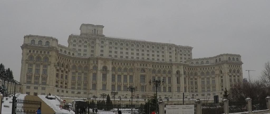 Palazzo del Parlamento Bucarest