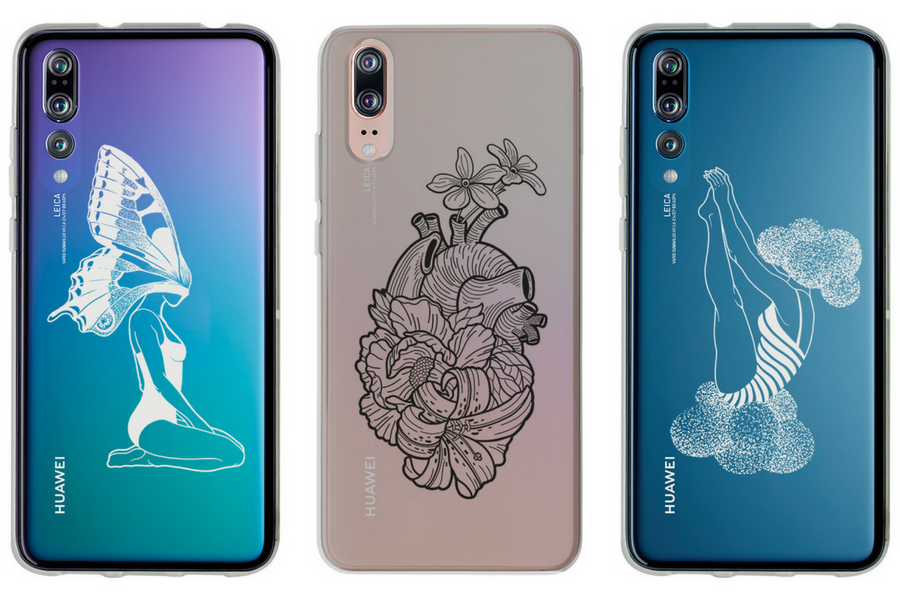 La Bigotta Design it possible Huawei