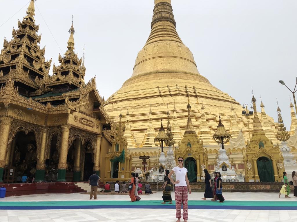 Pagoda Schwedagon Yangon