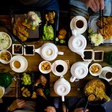 Una vita passata a prenotare ristoranti, ma solo se sono asiatici