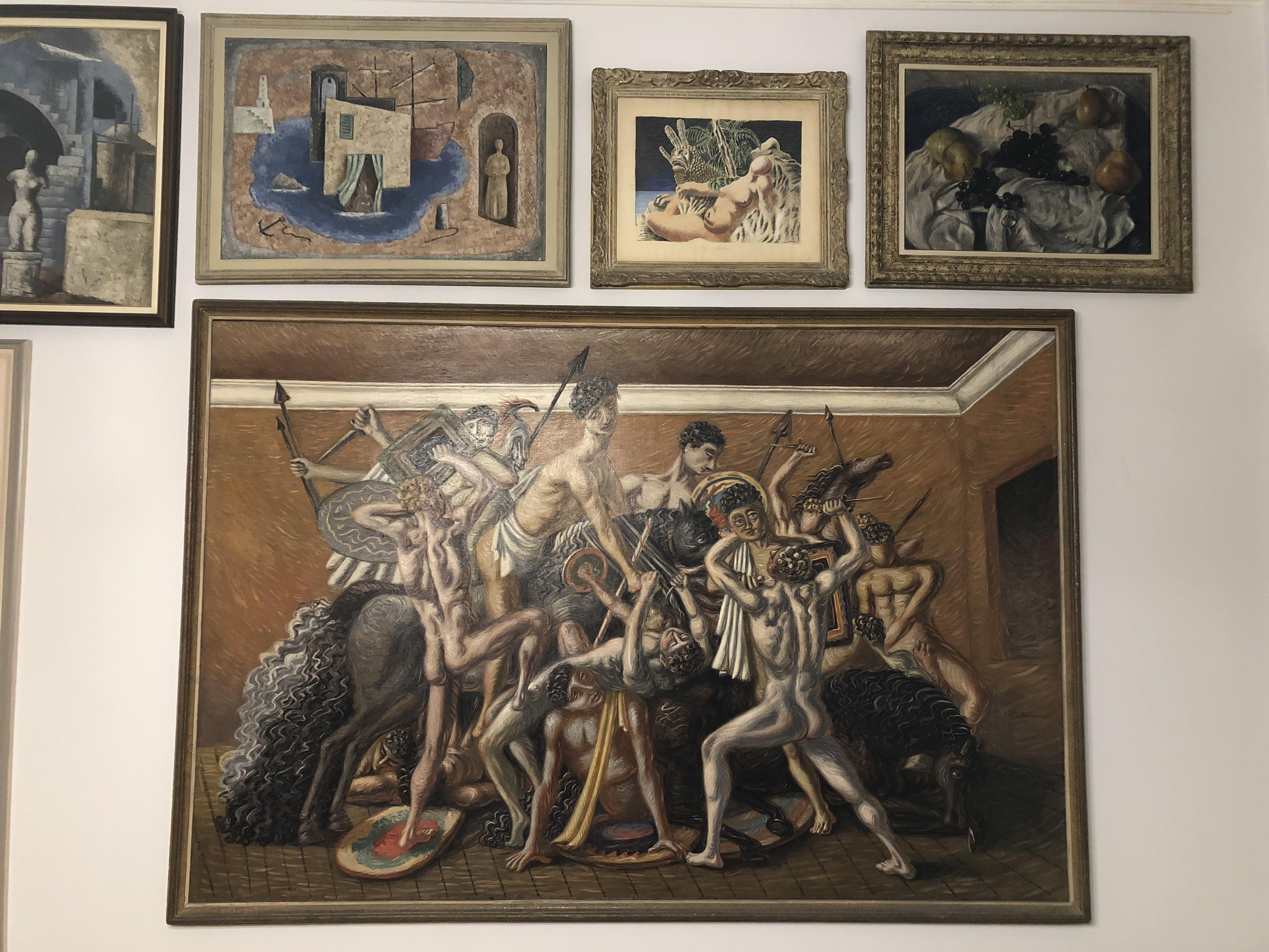 #1MuseoASettimana: Casa Museo Boschi Di Stefano - The ...