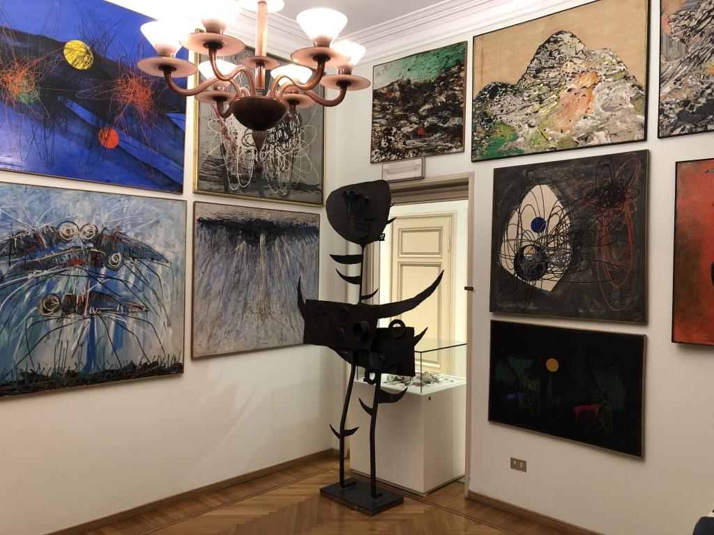 Studio Casa Museo Boschi Di Stefano
