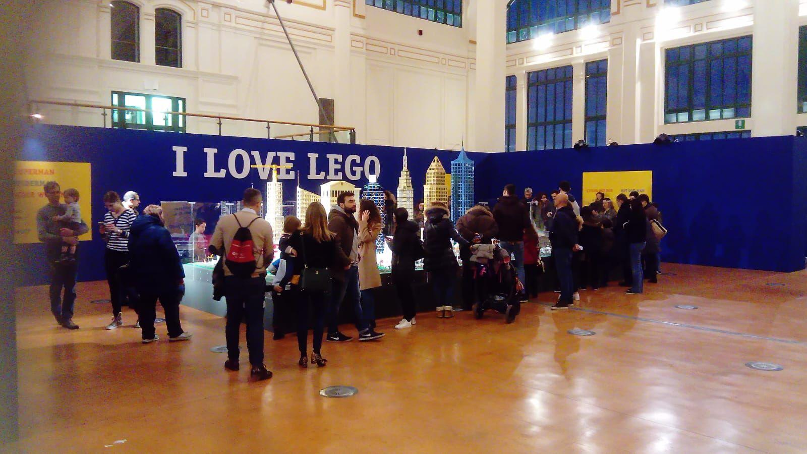 I LOVE LEGO Trieste