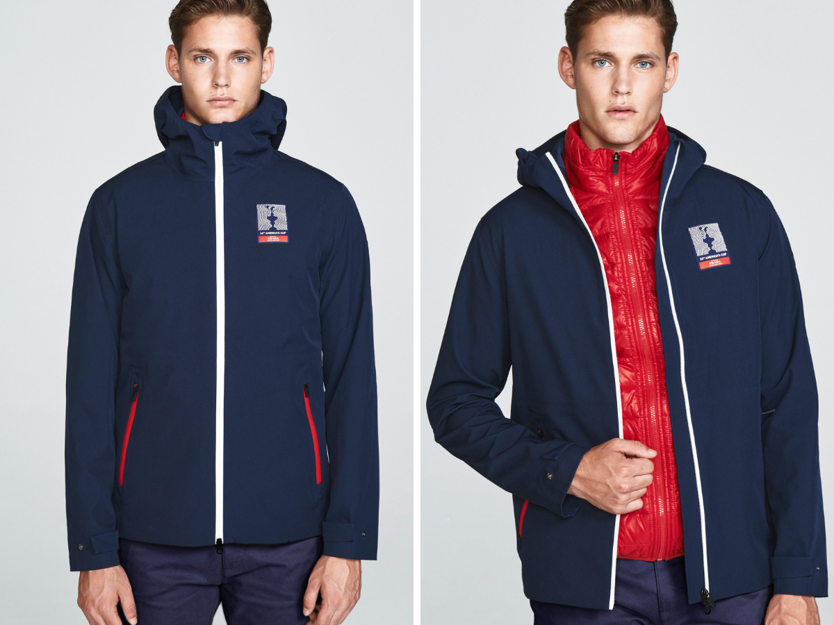 3Layer Newport Jacket North Sails