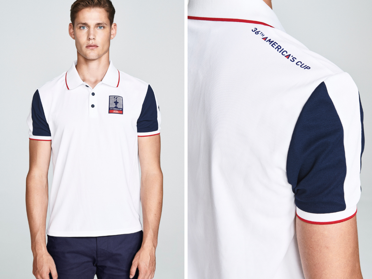 Auckland Polo Shirt North Sails